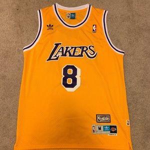 Kobe Bryant Los Angeles Lakers adidas Jersey